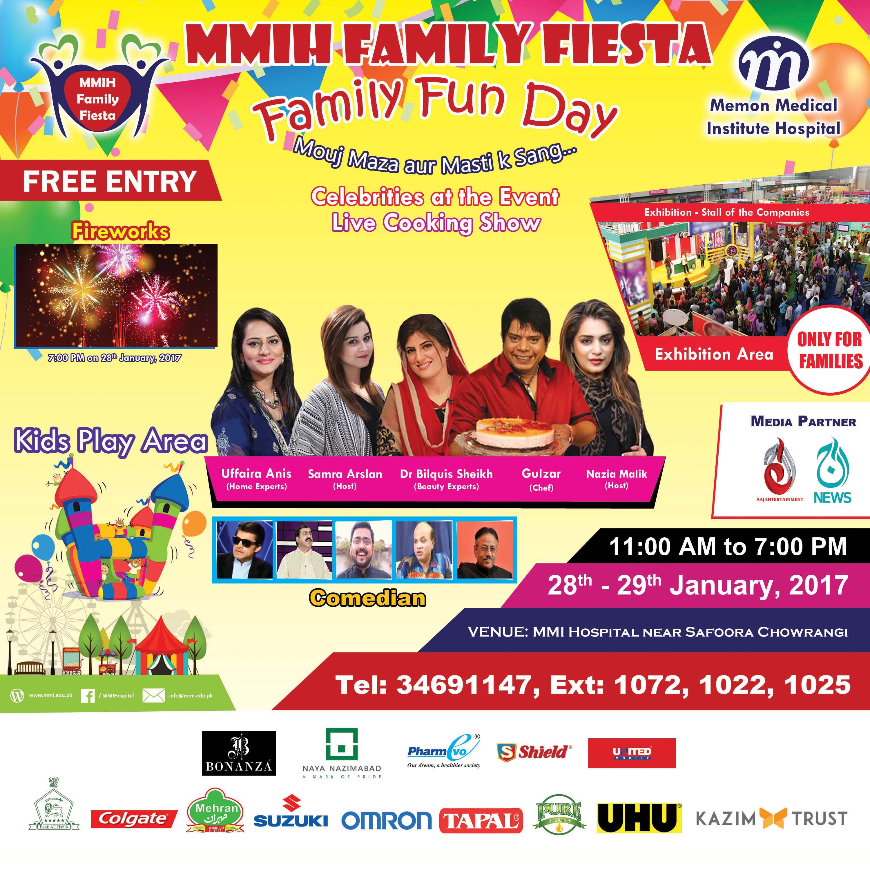MMIH Family Fiesta